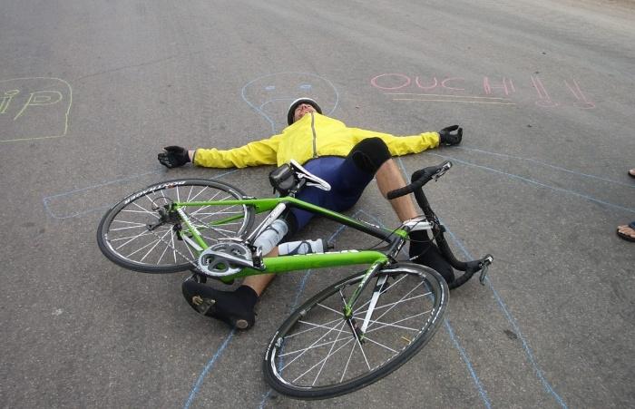 Điềm báo và con số may mắn trong mơ tai nạn xe đạp