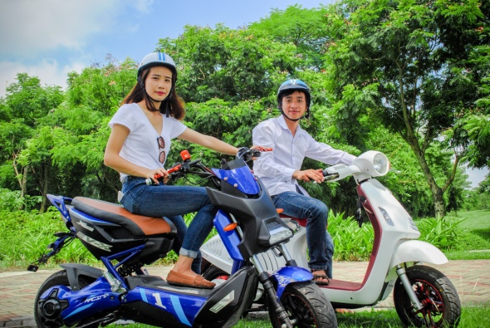 Trong mơ thấy bạn bè tặng cho mình một chiếc xe đạp điện