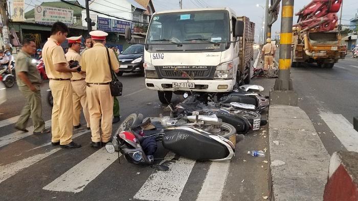 Chiêm bao thấy tai nạn xe máy