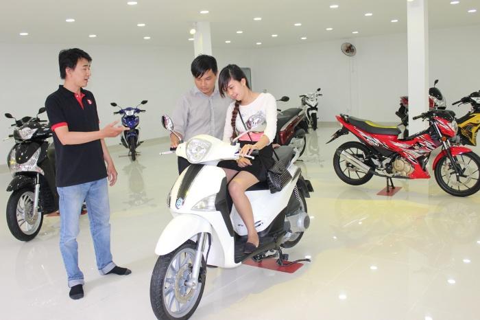 Nằm mơ thấy người yêu cũ mua xe máy