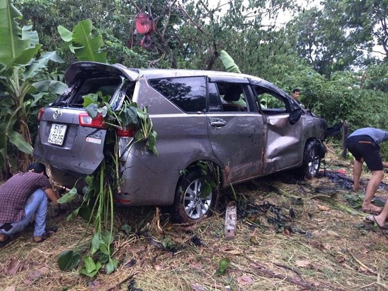 Mộng thấy mình lái xe ô tô gây tai nạn chết người